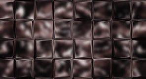 czarny płytki Fotografia Stock