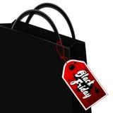 Czarny Piątek sprzedaży projekt Obraz Stock
