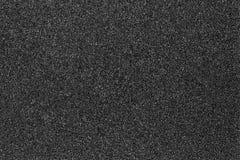 Czarny plastikowy tekstury tło, zamyka up Obrazy Stock