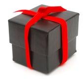 czarny pudełka wakacje Obrazy Royalty Free