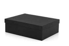 czarny pudełko Obrazy Royalty Free