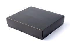 Czarny pudełko obraz royalty free