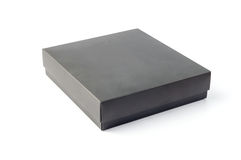 Czarny pudełko Zdjęcie Royalty Free