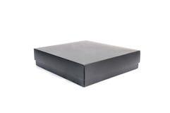 Czarny pudełko zdjęcie stock