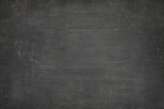 Czarny pusty blackboard Zdjęcie Stock