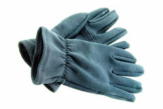 czarny rękawiczki zdjęcia royalty free