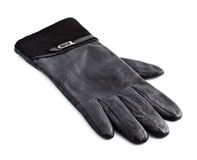 czarny rękawiczka Obraz Stock