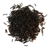czarny ryż Obraz Royalty Free