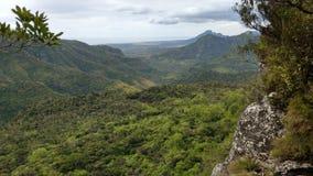 Czarny rzeka park narodowy obraz royalty free