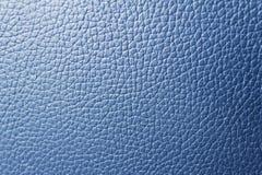 czarny rzemienna tekstura Obraz Stock