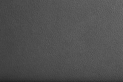 Czarny rzemienna tekstura Zdjęcie Stock