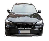 czarny samochód Obrazy Royalty Free
