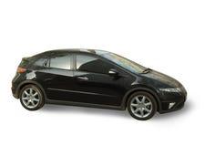czarny samochód Obraz Royalty Free