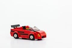 czarny samochodowy sport Obraz Stock