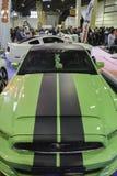 czarny samochodowy sport Obrazy Royalty Free