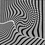 czarny siatki ilustracyjny biel ilustracji