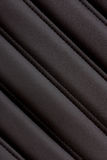 czarny skóra Zdjęcie Royalty Free