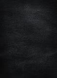 czarny skóra Obraz Stock
