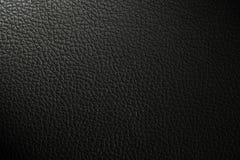 czarny skóra Fotografia Stock