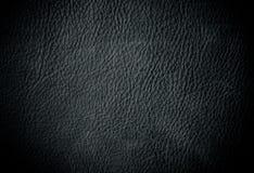 czarny skóra Obrazy Stock