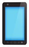 czarny smartphone Zdjęcia Royalty Free