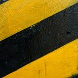 czarny tła kolor żółty Zdjęcia Stock