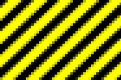 czarny tła kolor żółty Obrazy Stock