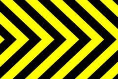 czarny tła kolor żółty Obraz Royalty Free