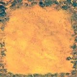 czarny tła złoto Zdjęcia Royalty Free
