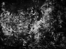 czarny tła crunch Zdjęcie Stock