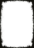 czarny tła crunch Zdjęcia Stock