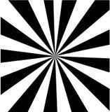 czarny tło biel Obraz Royalty Free