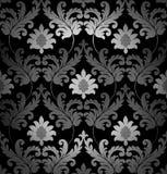 czarny tło biel Fotografia Stock