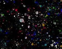 Czarny tekstury tło dla photoshop ilustracja wektor