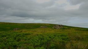 Czarny Tor & x28; Południowy Dartmoor& x29; , Południowy brent, Dartmoor park narodowy Zdjęcia Stock