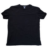 Czarny Tshirt Obraz Royalty Free