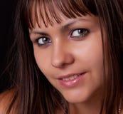 czarny twarzy seksowni kobiety potomstwa Fotografia Royalty Free