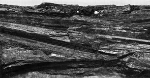 Czarny węgiel obrazy stock