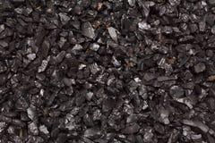 czarny węgiel Fotografia Stock