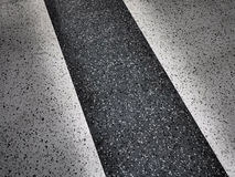 czarny white Obraz Stock