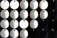 czarny white zdjęcie stock