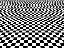 czarny white wzoru Obraz Royalty Free