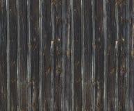 Czarny wieśniak Malujący drewno Wsiada Halloweenowego projekta element Fotografia Stock
