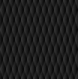 Czarny wzór Obraz Stock