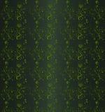 czarny zieleń Obrazy Royalty Free