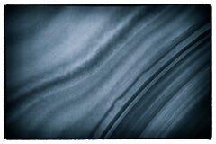 Czarny zmrok - błękitna brzmienie tekstura dla tła i sieci sztandaru zdjęcia royalty free
