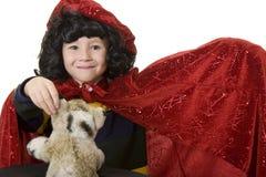 czarodziej chłopca Zdjęcie Royalty Free