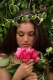 czarodziejka Zdjęcie Royalty Free