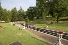 Czarodziejka ogród Zdjęcia Royalty Free