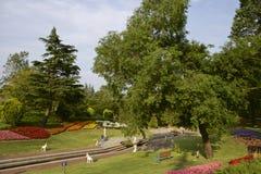 Czarodziejka ogród Obrazy Royalty Free